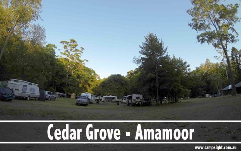 Cedar Grove   5 Campfire-friendly Campgrounds near Brisbane