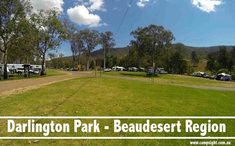 Darlington Park - Beaudesert Region   5 Campfire-friendly Campgrounds near Brisbane