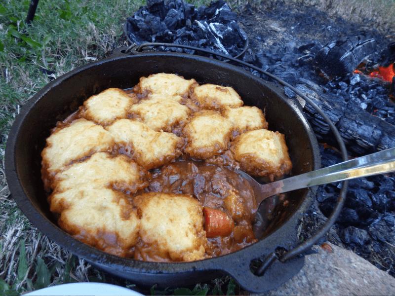 Camp Ove Recipes | Rich Beef & Red Wine Casserole