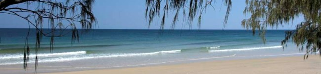 Burrum Coast National Park Sunshine Coast