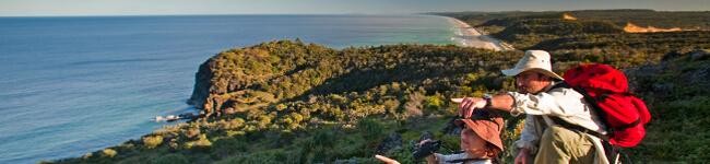 Sunshine Coast Cooloola Recreation Area, Great Sandy National Park
