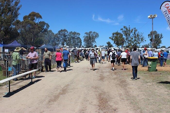 2016 Australian Camp Oven Festival