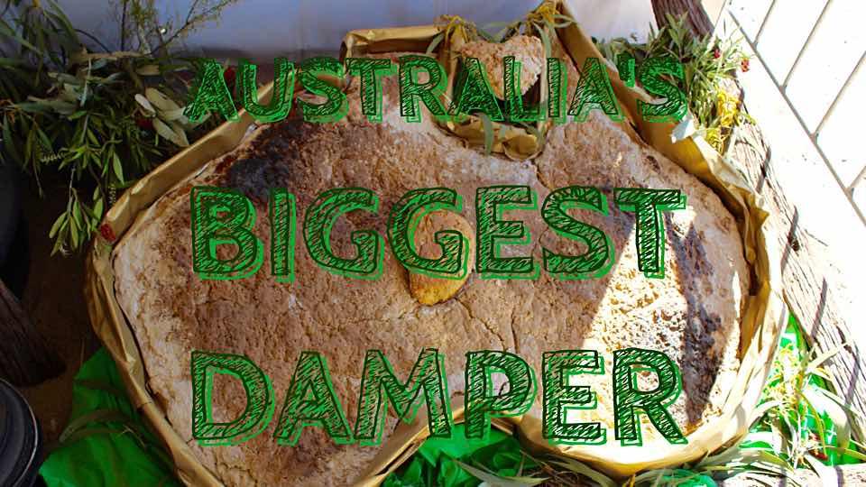 Australia's Biggest Damper   Ned Winter