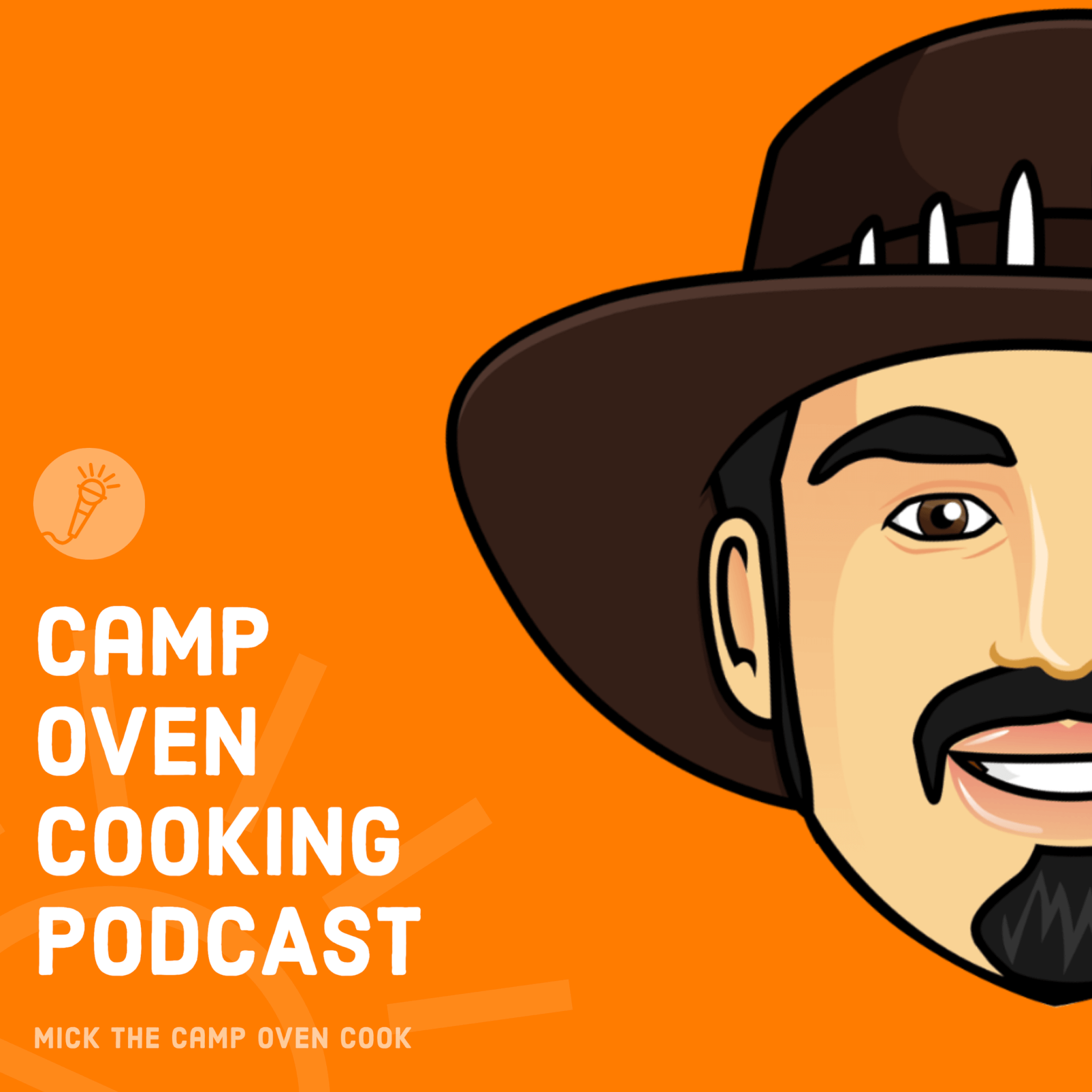 Camp Oven Cooking podcast – Introduction