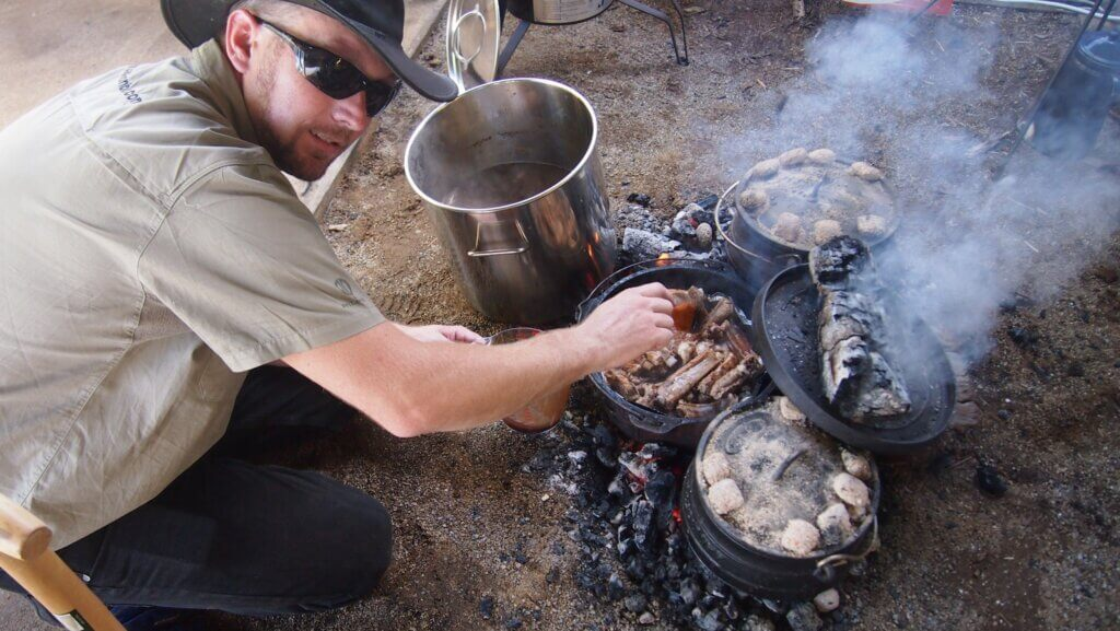Camp Oven Coca Cola Ribs | The Camp Oven Cook