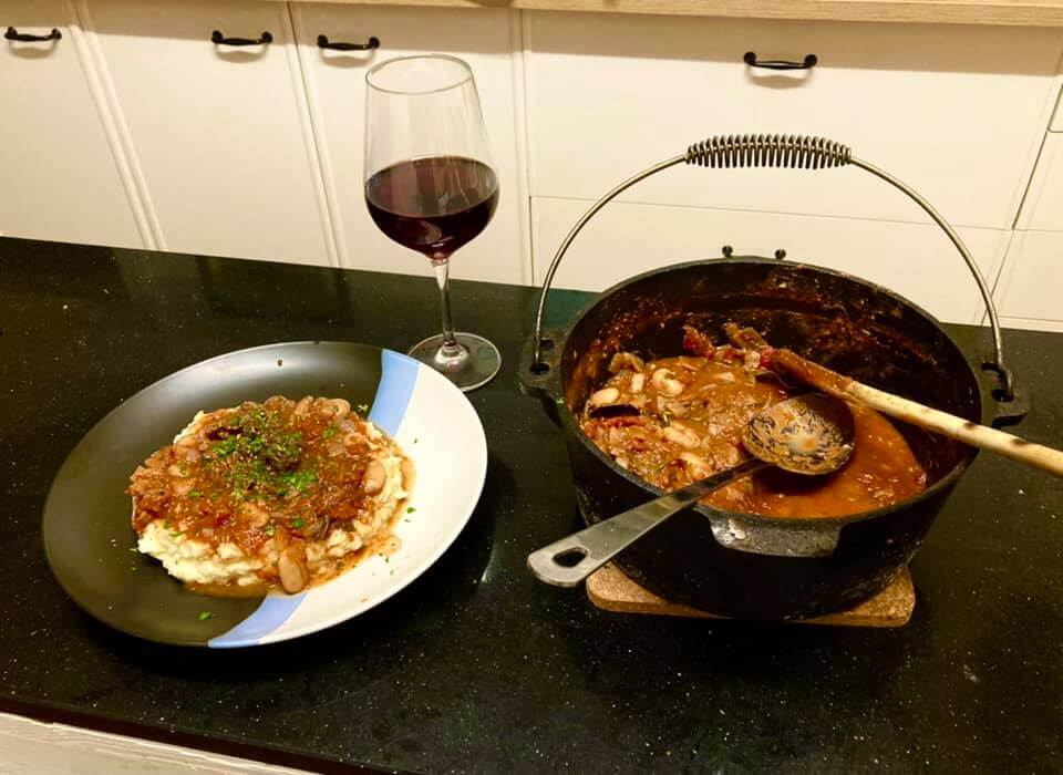 Camp Oven Osso Bucco | The Camp Oven Cook