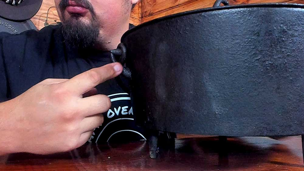 How to Identify Vintage Camp Ovens | The Camp Oven Cook