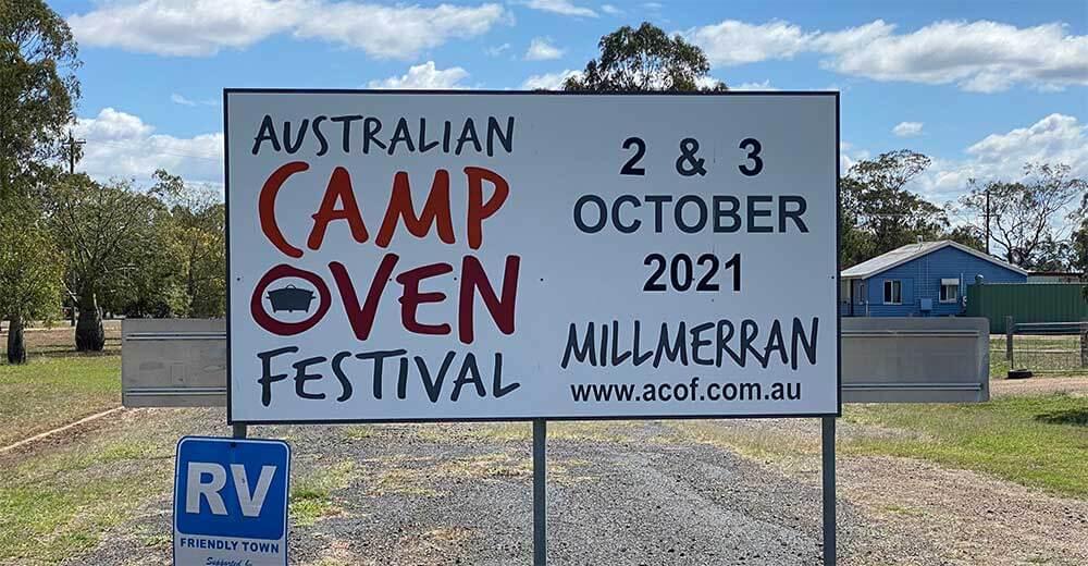 2021 Australian Camp Oven Festival Millmerran
